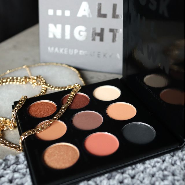 All Night Eyeshadow Palette